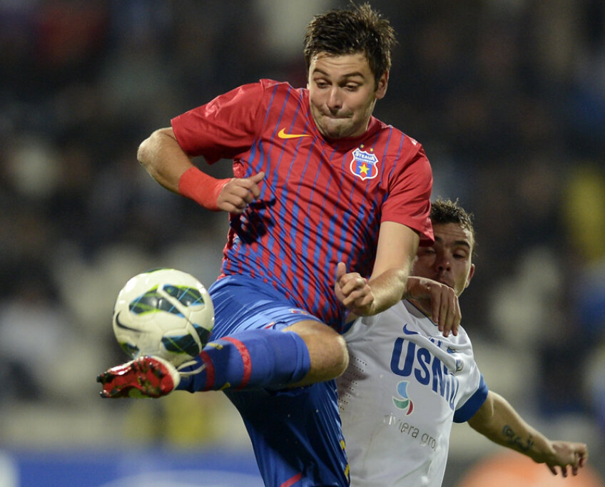 Una dintre cele mai rentabile achiziții ale Stelei s-a numit Raul Rusescu, Becali cumpărîndu-l de la Urziceni pe numai 150.000 euro
