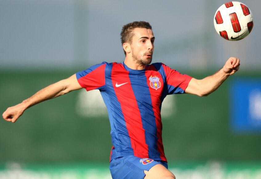 Szekely e cel mai scump, dar și cea mai mare decepție dintre fotbaliștii creați de Grigoraș și achiziționați de Steaua