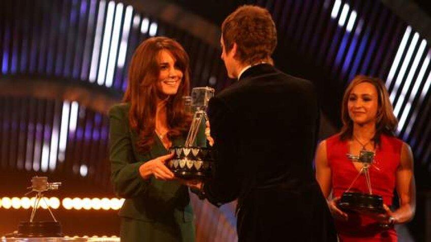 Kate Middleton și Bradley Wiggins