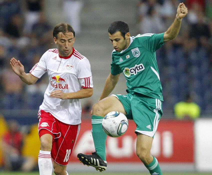 Yuval Spungin ar putea deveni al doilea fundaş israelian din istoria clubului.