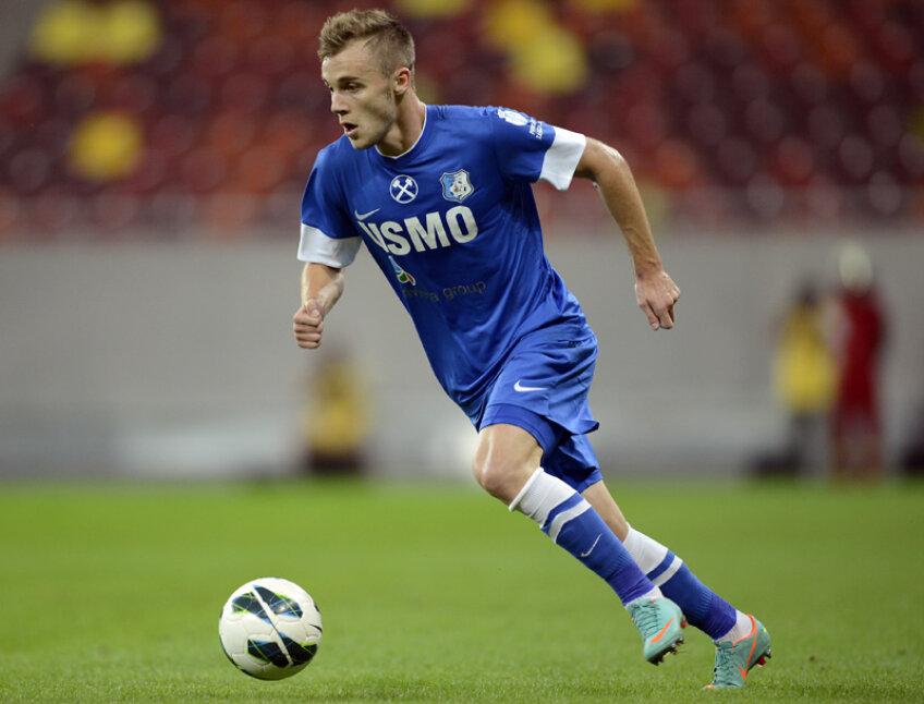 Transferul lui Maxim la Steaua a intrat în impas.