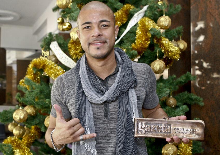 35 de goluri a marcat Wesley în tot anul 2012 pentru Vaslui şi Al Hilal.