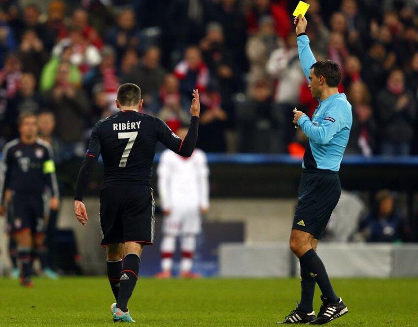 Ultimele meciuri europene ale lui Haţegan au fost: Bayern - Lille (6-1, Ligă), AIK Solna - Napoli (1-2) şi Tottenham - Lazio (0-0, ambele EL)
