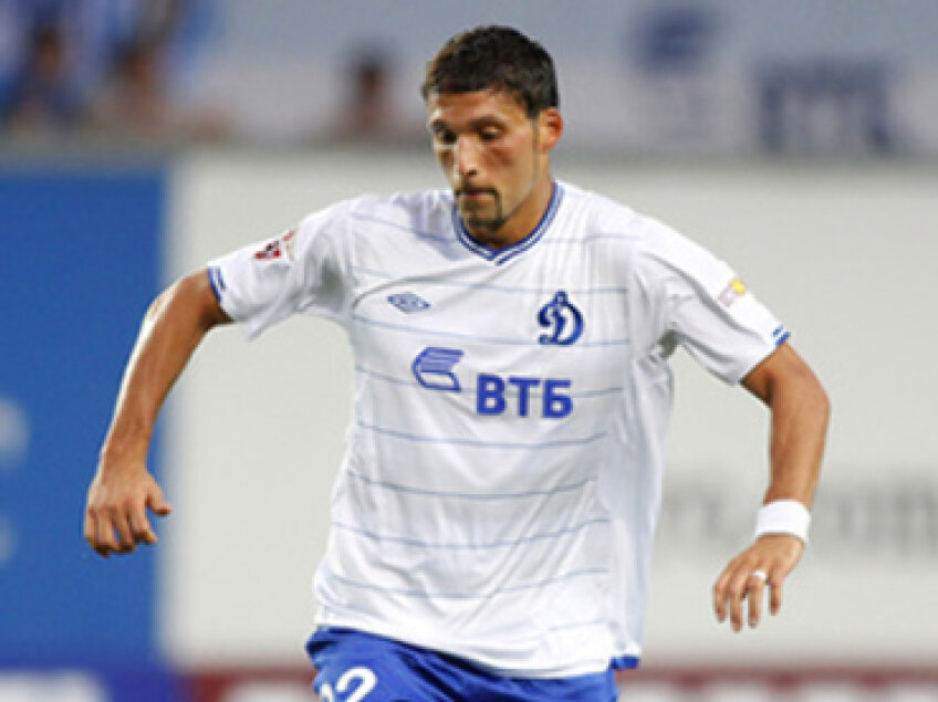 Kevin Kuranyi e unul dintre liderii lui Dinamo Moscova Foto: RIA Novosti / Anton Denisov