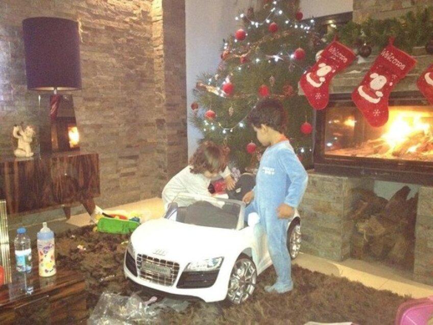 Cristiano Ronaldo Junior și jucăria de lux
