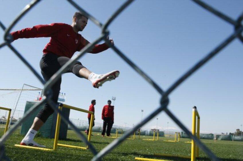 În scurta perioadă petrecută la Dinamo, Daminuță mai mult s-a antrenat decît a jucat
