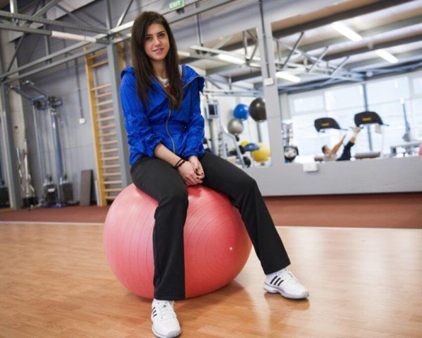 Sorana Cîrstea se numără printre favoritele turneului feminin