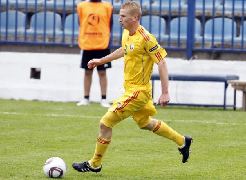 Fundașul de 18 ani Eduard Schuller nu va mai veni la Dinamo
