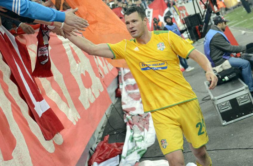 Niculae a mai jucat la Dinamo, Sporting, Standard, Mainz, Inverness și Kavala