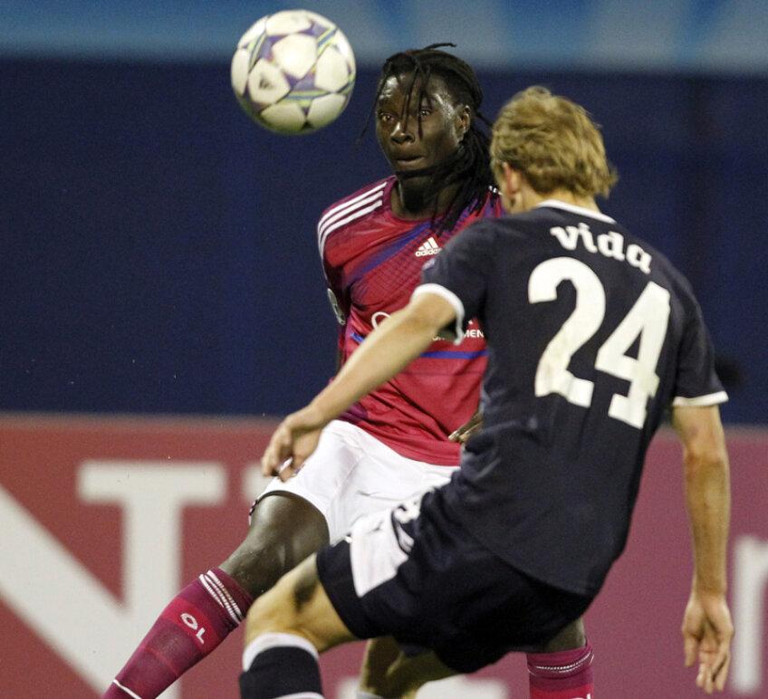 Meciul Zagreb - Lyon (1-7, 2011, Ligă), suspectat de blat