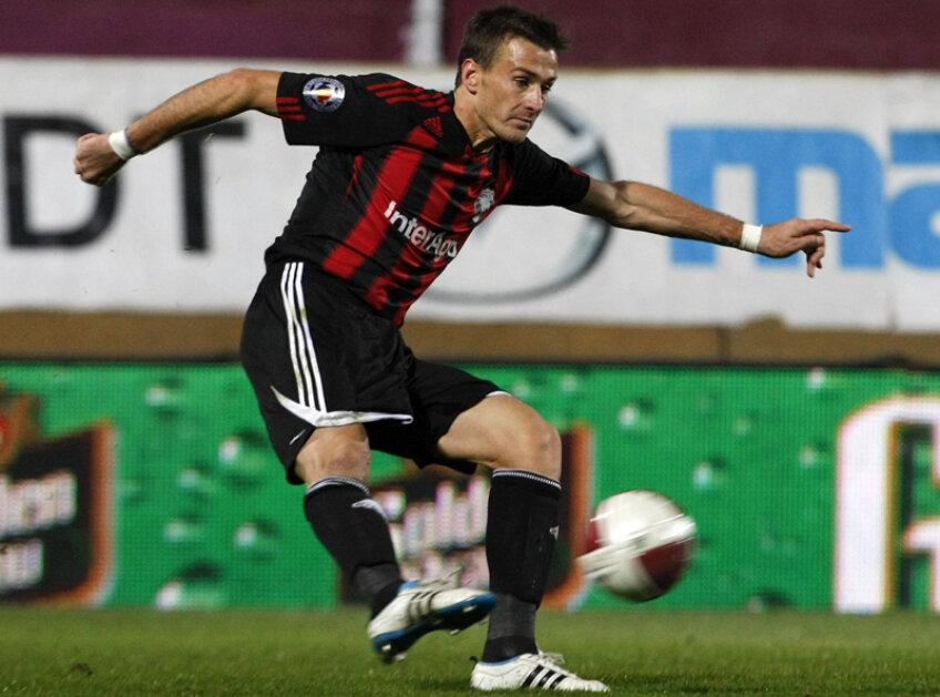Lucian Goian a fost dorit şi de Dinamo în această iarnă