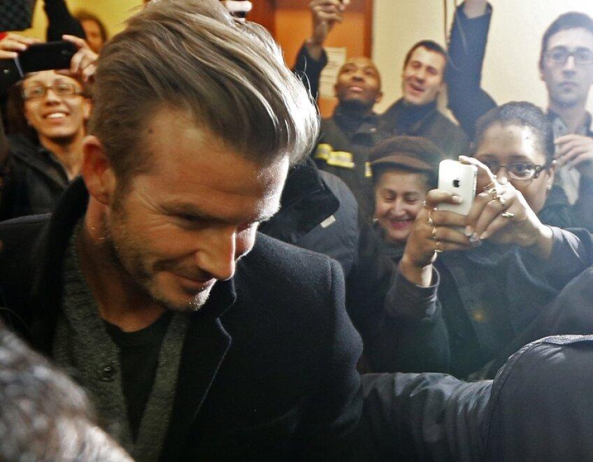David Beckham (foto: reuters)