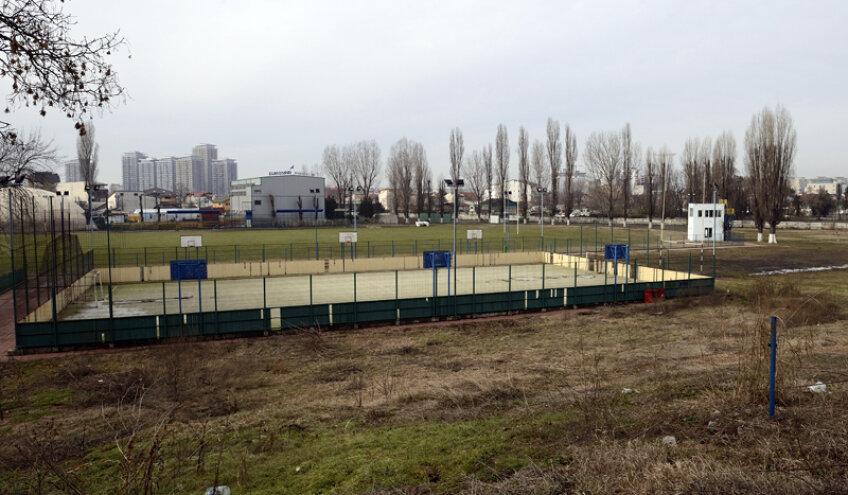 Pe terenurile Olimpia din Calea Vitan, edilul Robert Negoiţă doreşte să construiască o Academie de Fotbal în colaborare cu celebrul club spaniol Real Madrid