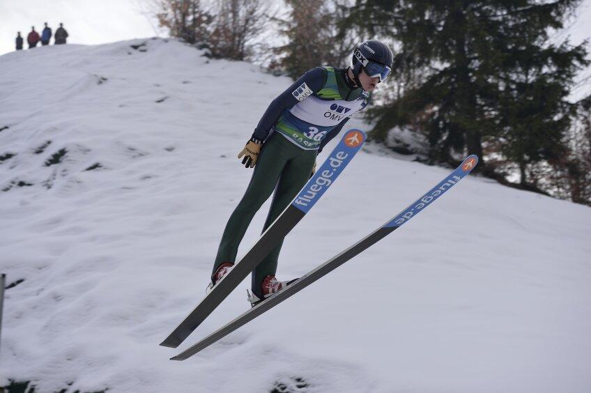 Iulian Pîtea va concura la sărituri cu schiurile.