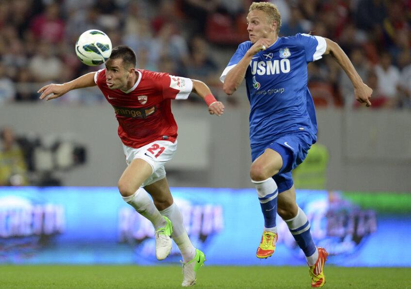 Suporterii au solicitat în dese rînduri ca Grigore şi Pulhac să fie transferaţi. Cristi şi-a găsit deja echipă la Qabala