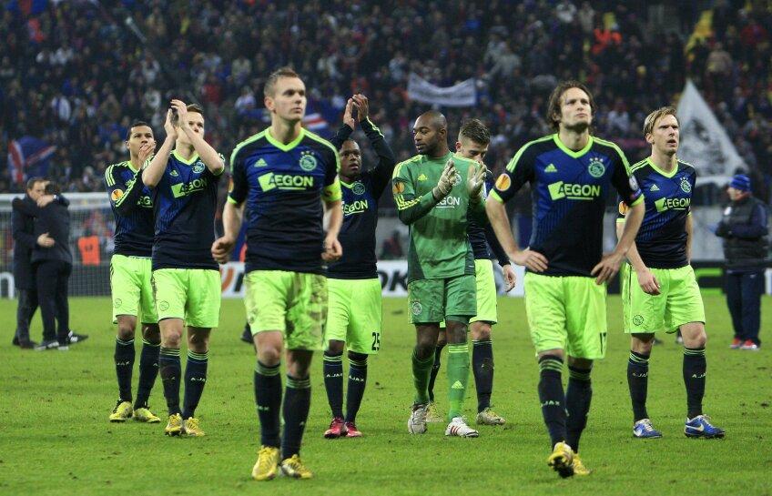 Ajax, foto: reuters