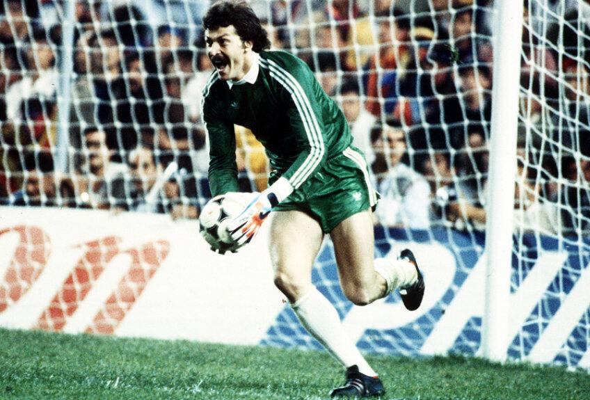 Duckadam a fost eroul principal al finalei cu Barcelona din 1986