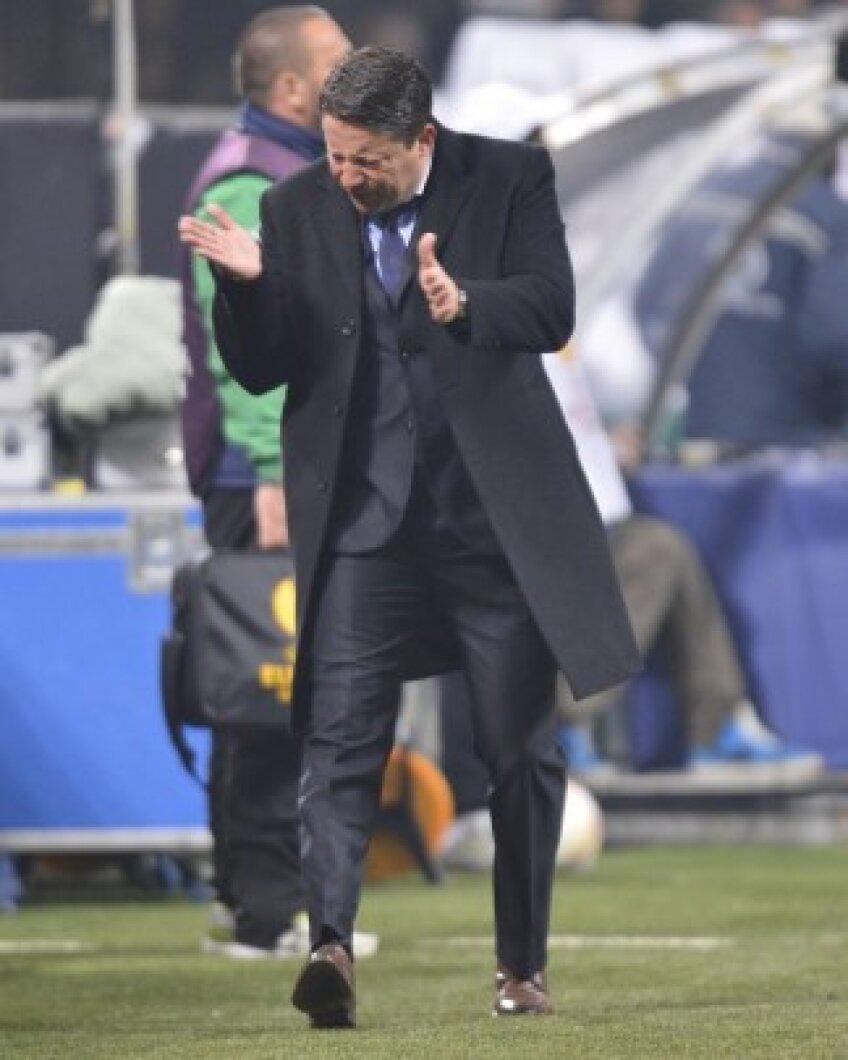 Paulo Sergio a preluat echipa toamna trecută de la Ioan Andone