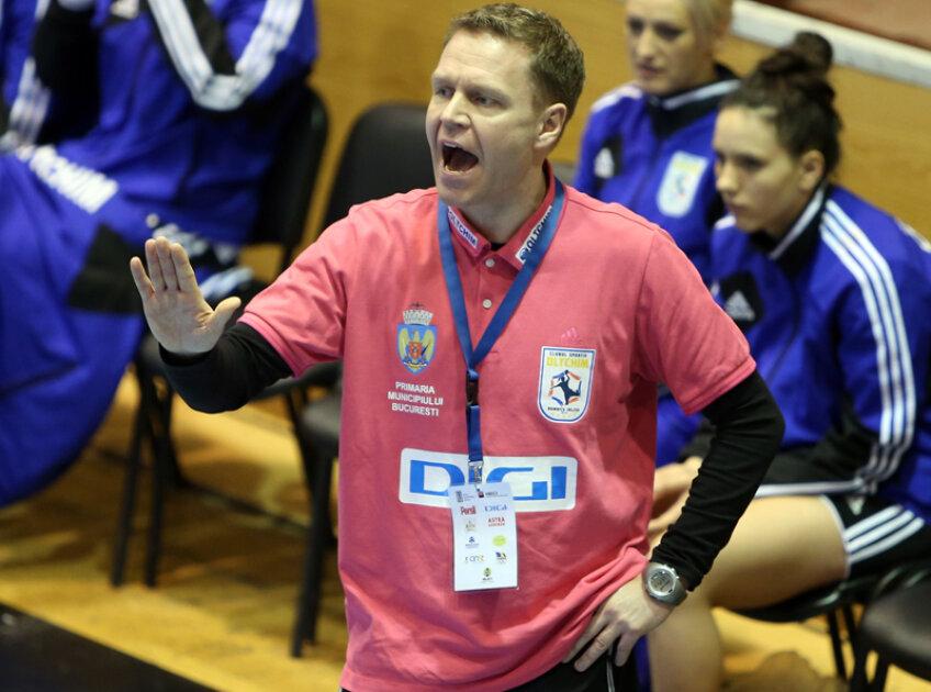 Jakob Vestergaard a preluat-o pe Oltchim în acest sezon f Raed Krishan