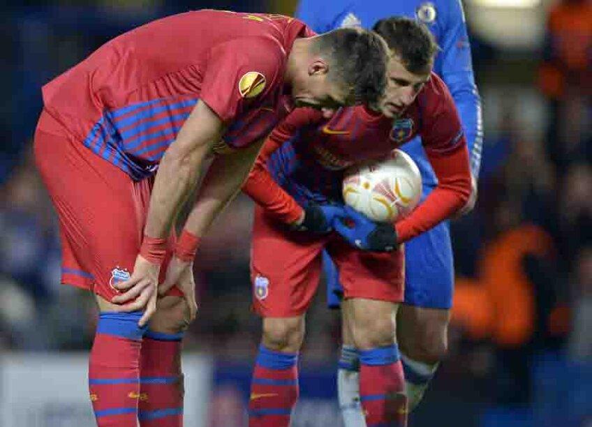 Szukala și Chiricheș, doi dintre oamenii care au dus greul în acest sezon competițional // Foto: Cristi Preda