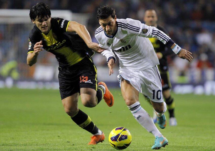Săpunaru a primit pentru evoluția din meciul cu FC Sevilla nota 4 în cotidianul Marca și linie în AS