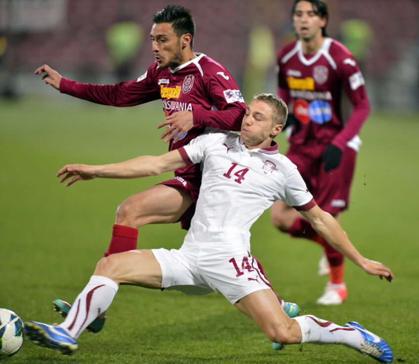 Duel spectaculos între Camora şi Mihai Roman într-un meci plictisitor