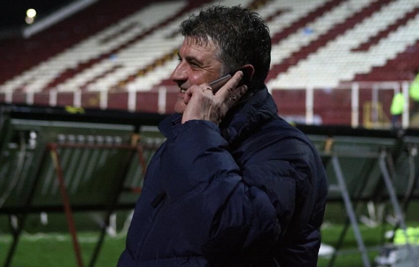 Andone a declarat public că Rapid e prima lui opțiune, însă interesul lui Negoiță, apărut recent, l-a pus pe gînduri