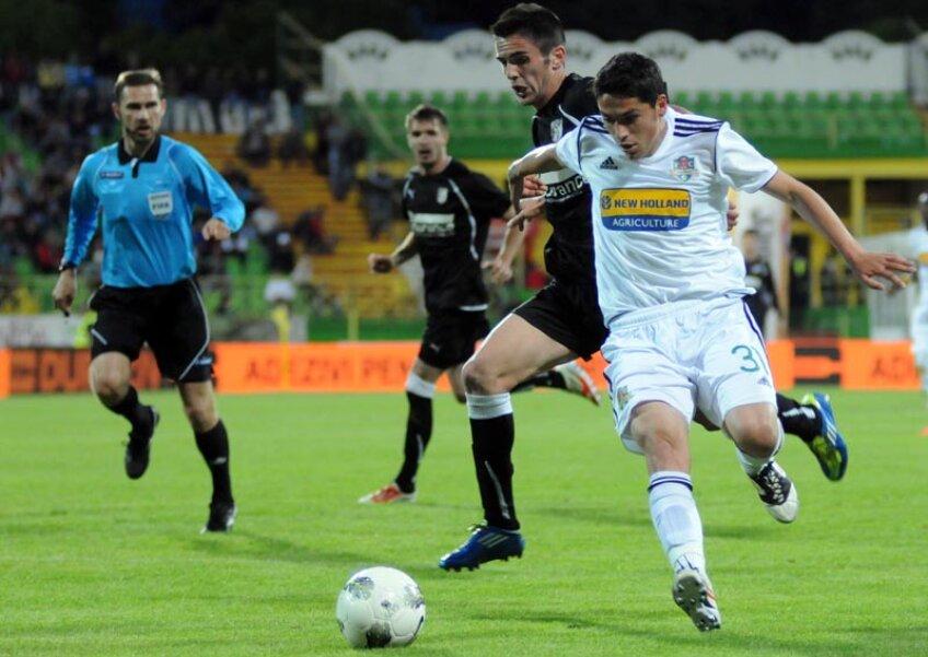Stanciu nu vrea să renunţe la salariul de la FC Vaslui.