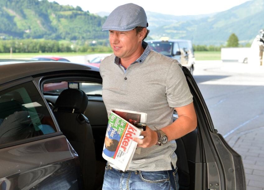 Reghecampf (37 de ani) are contract semnat cu Steaua pînă în vara lui