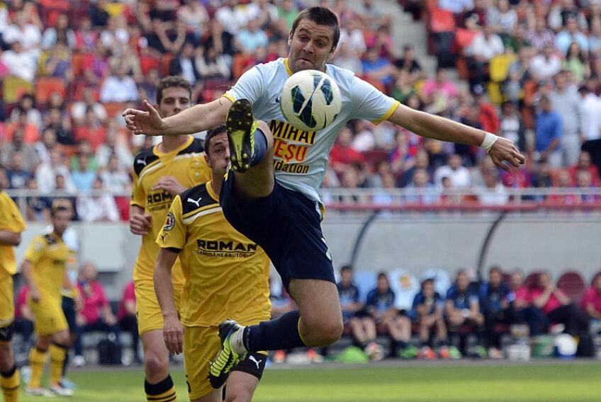 Rusescu a cîştigat titlul de golgeter cu 21 de reușite