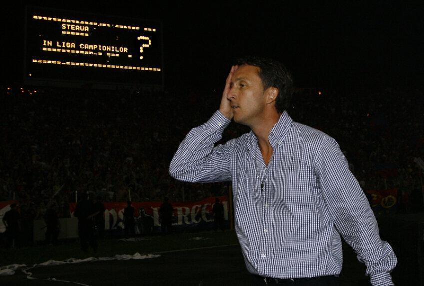 Steaua a obținut calificarea în Ligă pe teren, dar ar putea-o pierde prin tribunale
