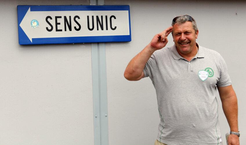 Helmuth Duckadam, 54 de ani, a venit la Steaua ca preşedinte de imagine în iulie 2010