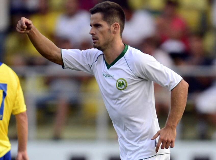 Daniel Florea a marcat golul victoriei cu Corona
