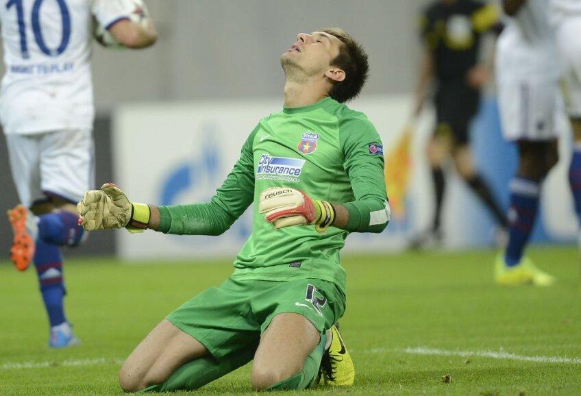 Deși a încasat 4 goluri, lui Tătărușanu nu i se poate reproșa nimic în meciul cu Chelsea
