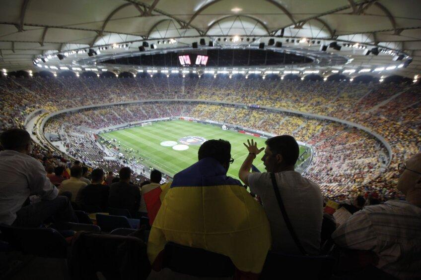 Fanii României se reunesc pentru cel mai important duel al