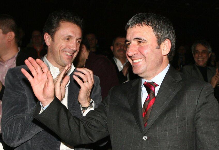 Popescu și Hagi nu au liniște la început de an