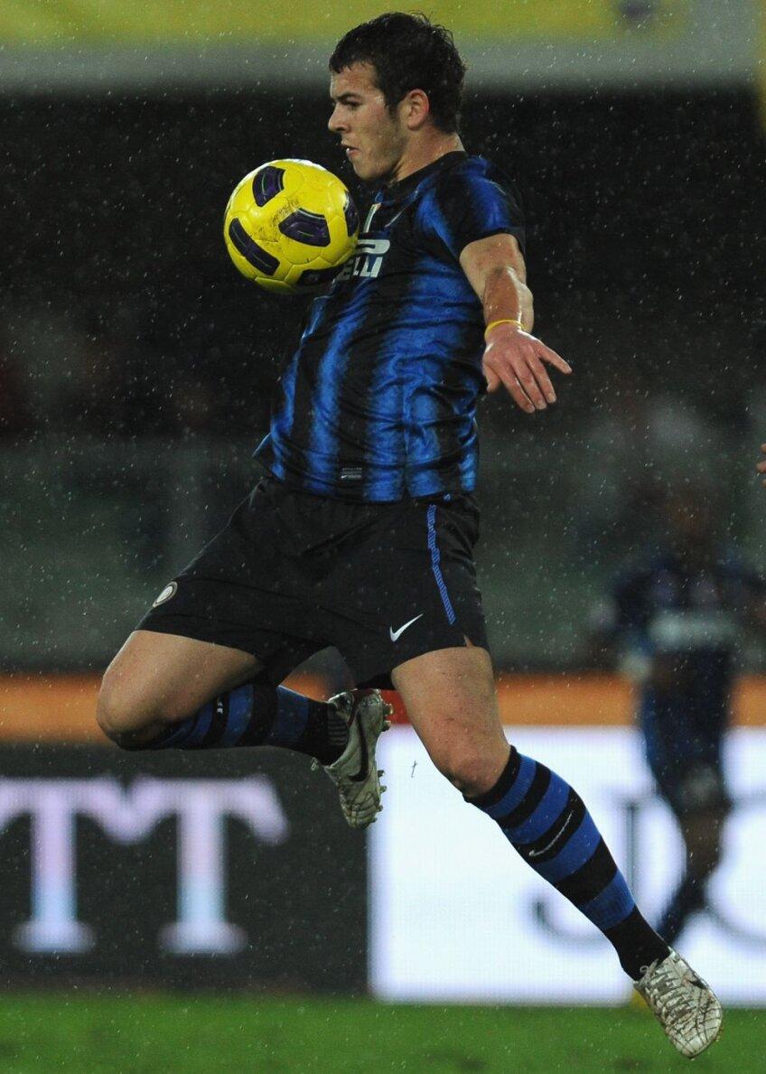 Alibec a venit gratis la Astra, unde va cîștiga jumătate din cît lua la Inter, adică 180.000 de euro pe sezon