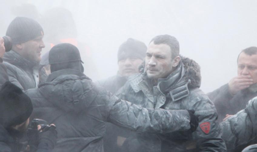 Vitali Klitschko, foto: reuters