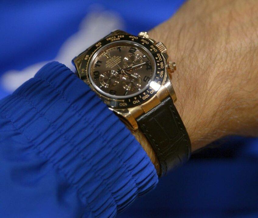 Ceasul lui Adrian Mutu