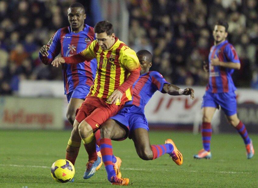 Messi are contract cu Barca pînă pe 30 iunie 2018 // Foto: Reuters