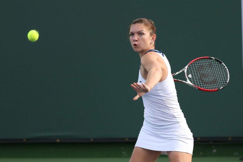 Simona Halep va primi un cec de 28.000 de dolari pentru calificarea în turul al treilea