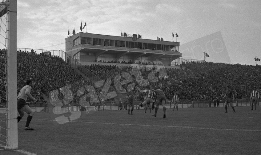 Steaua Bucureşti – OFK Beograd, scor 2-2