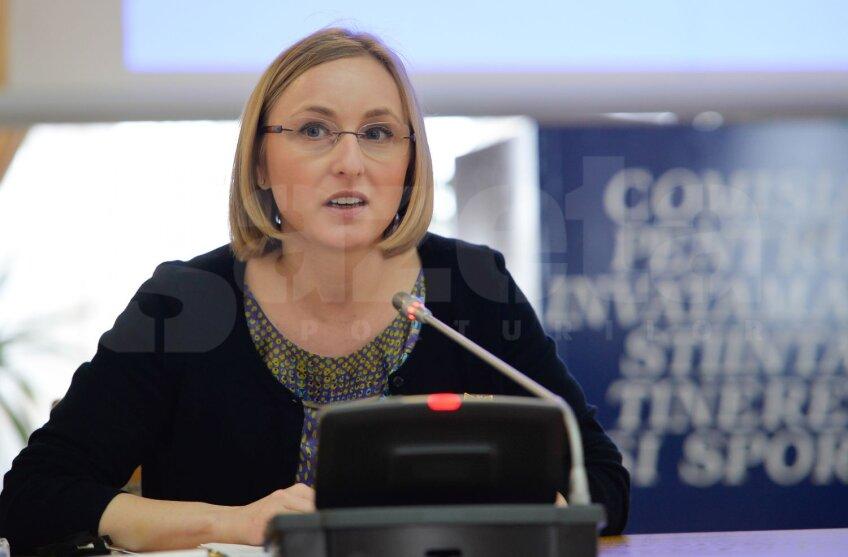 Gabriela Szabo este de două luni ministru TS