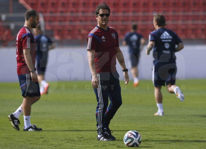 Fabio Capello. foto: Reuters