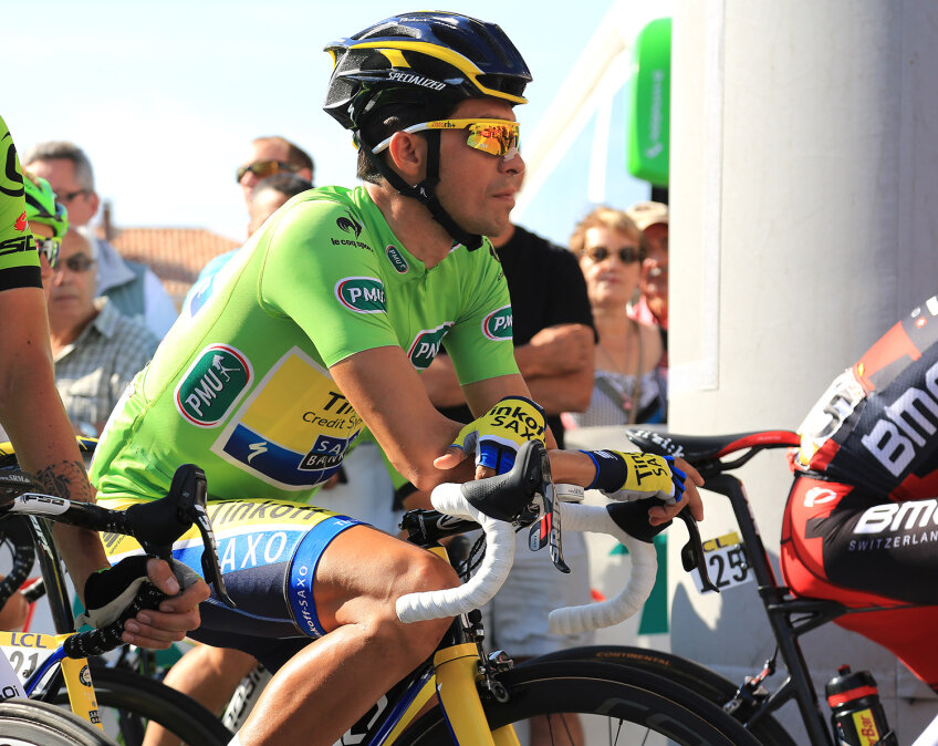 Alberto Contador vînează orice oportunitate pentru a prelua tricoul galben