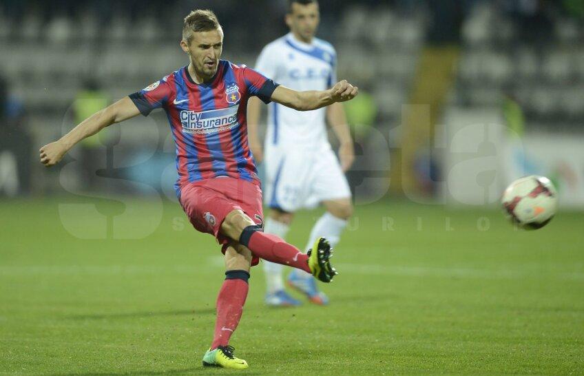 Steaua a plătit pentru Neagu 500.000 de euro în septembrie 2013