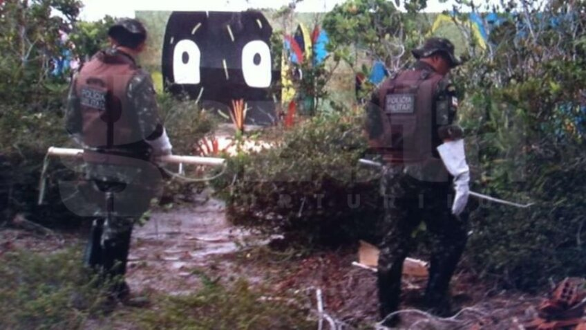 Militari în căutarea musafirilor nepoftiți