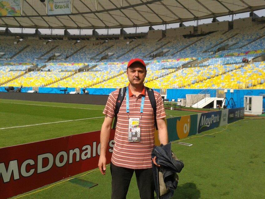 Emil Hossu-Longin, șeful departamentului sport din TVR foto: facebook TVR