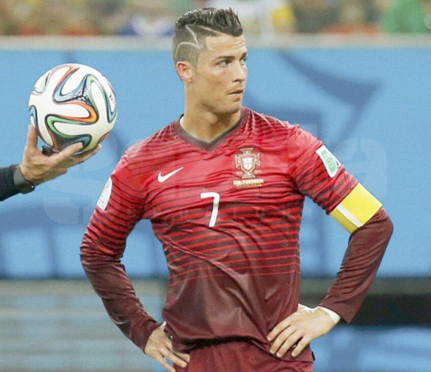 Cristiano Ronaldo, foto: reuters
