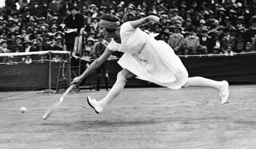 Suzanne Lenglen, foto: nydailynews.com